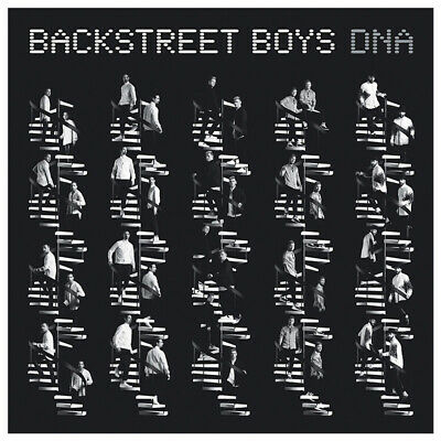 BACKSTREET BOYS [ DNA ] Brand New CD January 2019 Original Package Unopened