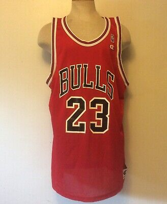 c9f1fbdd8 Vintage Brand New Champion Michael Jordan Chicago Bulls Basketball Jersey  XL 50