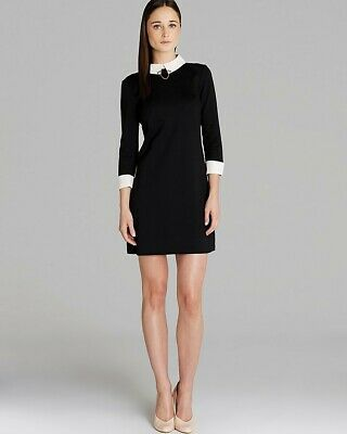 dd9006923dd robe Ted Baker taille 38 collar peter pan col Claudine
