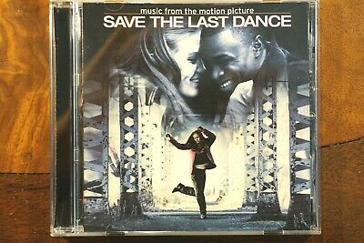 Save The Last Dance, Music From The Motion Picture  -  CD, VG