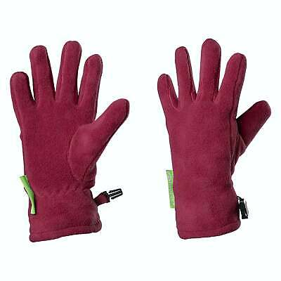 NEW Kathmandu Anka Unisex Kids' Polartec Stretch Fleece Winter Warm Gloves v2