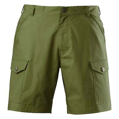 NEW Kathmandu Nduro Mens Durable 7 Pocket Hiking Travel Cargo Shorts