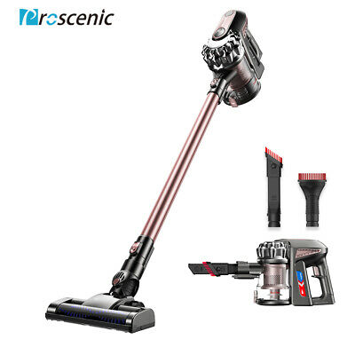 Proscenic P8 Plus Cordless Vacuum Cleaner HandHeld 15,000Pa Suction Bagless 180W