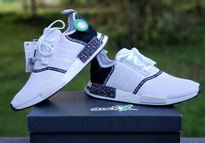 0c3b14f0 ADIDAS NMD R1 Speckle Pack White EF3326 Mens 11 STOCKX VERIFIED DEADSTOCK