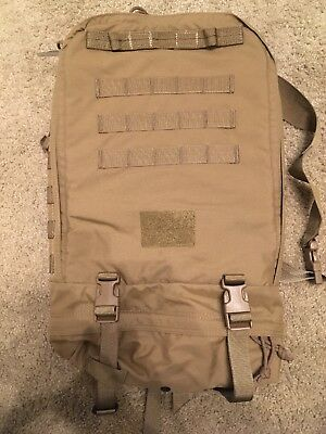 NEW! - TSSI M9 Assault Medical Backpack Bag Coyote Tan Pouches Straps Medic Pack