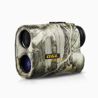 Hunting Rangefinder Laser Range Finder for Hunting with Speed Scan 540 Yards