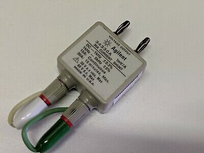 Agilent 34330A 30A 1mV/A Current Shunt For Agilent 34330A DMM