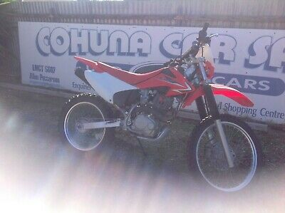 Honda Crf230F Fun Trail Bike