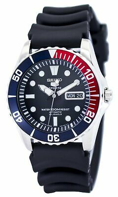 Reloj de hombre Seiko 5 Sports Automatic 23 Jewels Japan Made SNZF15J2