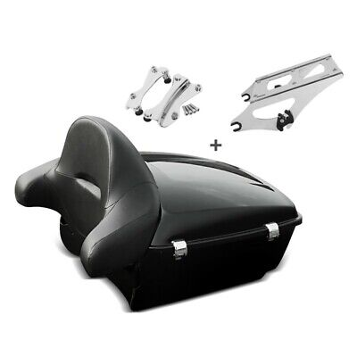 Baul Top Case King para Harley Electra Glide Ultra Limited 14-19 portaequipaje