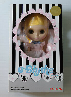 """Neo Blythe Doll """" Cute and Curious """" Alice"""