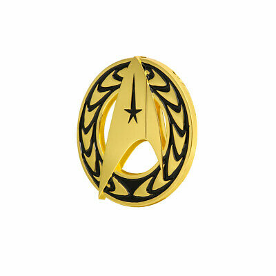 Star Trek Discovery Badge Starfleet Magnetic Brooches Pin Handmade Badge New