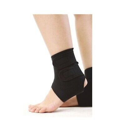 253f366400 Magnetic Ankle Support Sleeve Compression Strap Achilles Tendon Sprain  Brace HT