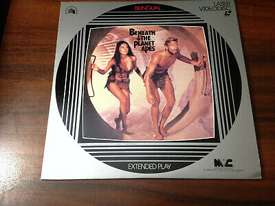 Laserdisc - Beneath the Planet of the Apes FY516-26MA Japan Release