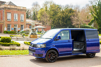 Volkswagen T5 Transporter 1.9Tdi Swb Campervan *Auctioned with no reserve*