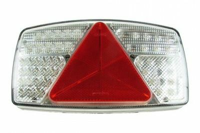 Right Hand 12V 24V Led Rear Combo Trailer / Caravan / Rear Lamp Mp8603Br Maypole
