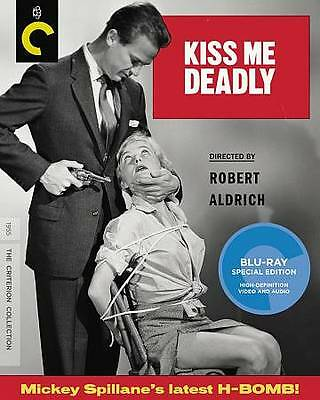 Kiss Me Deadly (The Criterion Collection) [Blu-ray] DVD, Wesely Addy, Albert Dek