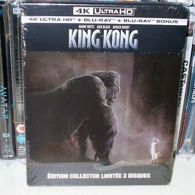 """Steelbook""""King-Kong""""neuf sous blister edition FR"""
