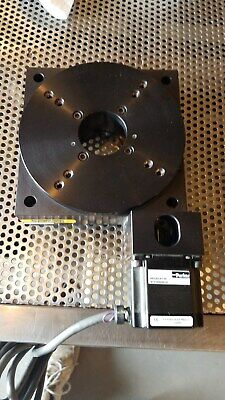 "Parker Daedal 20600RTES Rotary Stage Actuator 6"" HV232-01-10 Stepper"