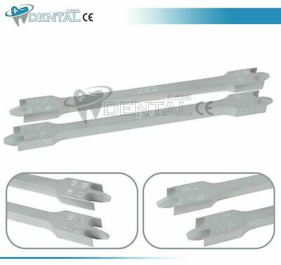 Bracket Positioning Height Gauge 018 And 022 Wick Type 3.5mm-5mm Ortho Dental