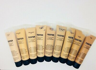 MAX FACTOR LASTING PERFORMANCE TESTER CASE FOUNDATION 12 ml * Choose  shade *