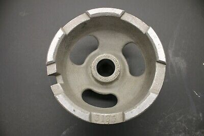 """AMMCO 3123 5.75"""" Hubless Adapter Centering Bell Cone for Brake Lathe w/ 1"""" Arbor"""