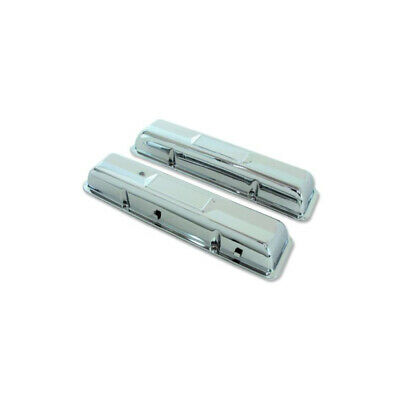 El Camino Valve Cover, Chrome, Small Block, 1960-1967 55-196357-1