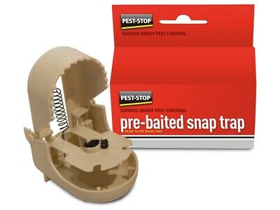 Pest-Stop Systems Prcpsstmb Snap Trap (Blister)