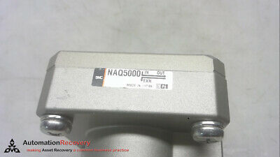 "Smc Naq5000-N06 Pneumatic Quick Exhaust 3/4"" Npt #267265"