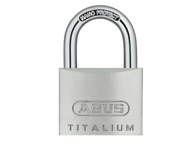 Abus Mechanical ABU64TI35C 64TI / 35mm Titalium™ Candado En