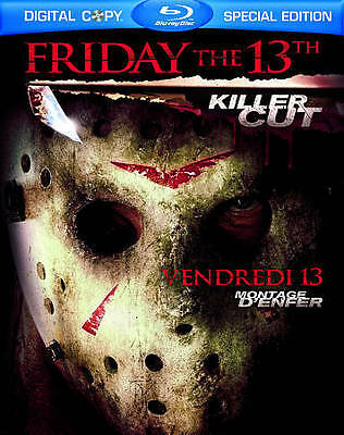 Friday the 13th (Blu-ray/Bilingual Packaging)