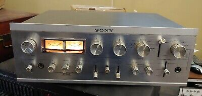 Sony 2000F Stereo solid state preamplifier