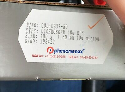 Phenomenex HPLC Columns