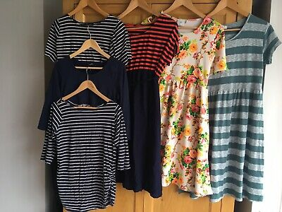 Size 10/12 Maternity Bundle - Asos- New Look - Blooming Marvellous