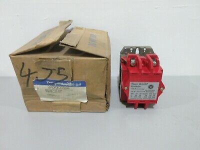 New Westinghouse DPCK2035VW Definite Purpose Contactor 766A753G06