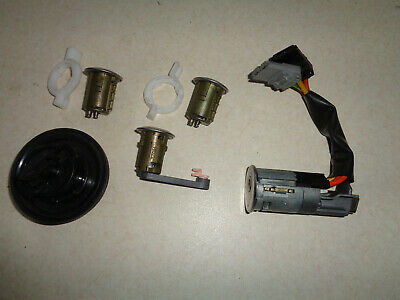 Renault Ignition Switch & Lock Set (No Key) Master Van Or Mk2 Espace Not Sure