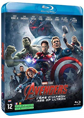Avengers - Age Of Ultron BLU-RAY NUOVO