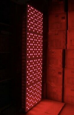 """Full Body RED LIGHT THERAPY PANEL Near Infrared LED 660nm 850nm joovv 50"""" Tall"""
