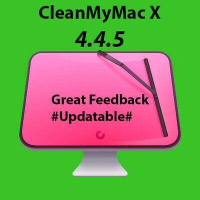 *UPDATABLE* CleanMyMac X 4.4.4 LATEST NEW GOOD PRICE Clean My Mac