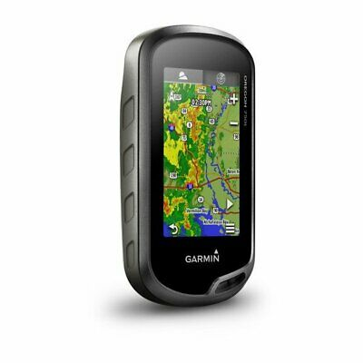 Garmin Oregon 750t Handheld Outdoor GPS With 100K US TOPO Maps 010-01672-30