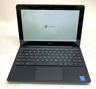 Dell Chromebook 11 CB1C13 4GB RAM 16GB HDD INTEL CELERON PROCESSOR