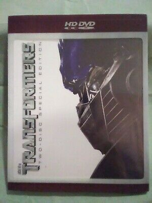 2007 Transformers 2- Disc Special Edition HD DVD