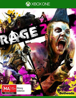 Rage 2 Xbox One XB1 BRAND NEW FAST FREE SHIPPING