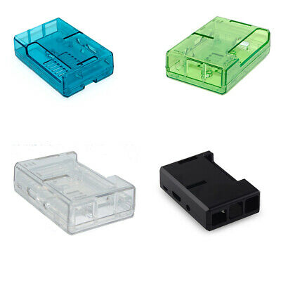 ABS Plastic Case Cover Shell Enclosure Box For Raspberry Pi 2 Model B /& Pi 3NIU