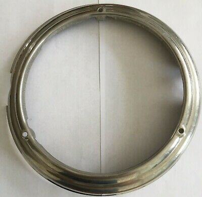 1946 1947 1948 Plymouth Stainless Headlight Ring Bezel (1 only)