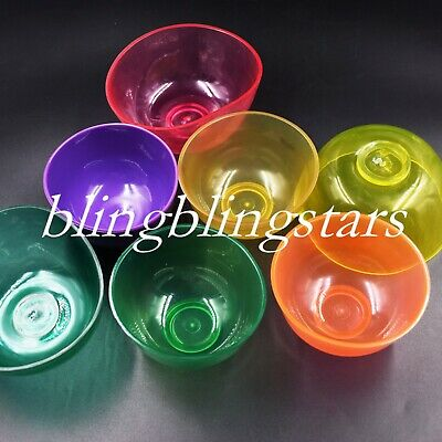 Dental Nonstick Flexible Rubber Impression Mixing Alginate Bowl Colorful Small
