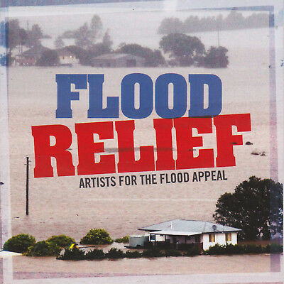 Flood Relief - Artists For The Flood Appeal (3 Cd) (2011) 88697854462