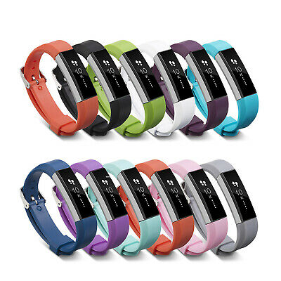 Replacement Wristband Band Strap For Fitbit Alta / Alta HR Tracker Silicone DA