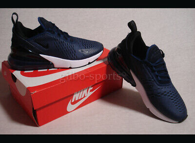 pretty nice 63ef0 44ec9 Nike Air Max 270 GS Midnight Navy Blue Größe 38 blau 943345 400