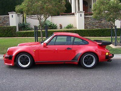 Porsche 930 Turbo, Matching Numbers, Collectable Classic, Not Ferrari, Benz, Bmw